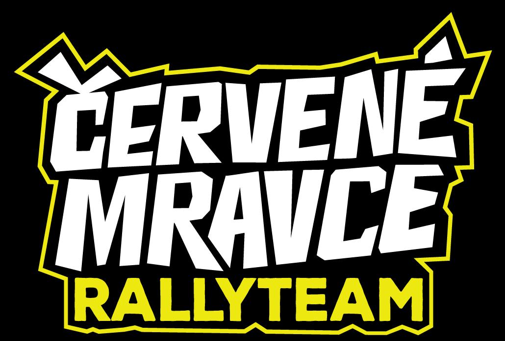 ČERVENÉ MRAVCE rally team